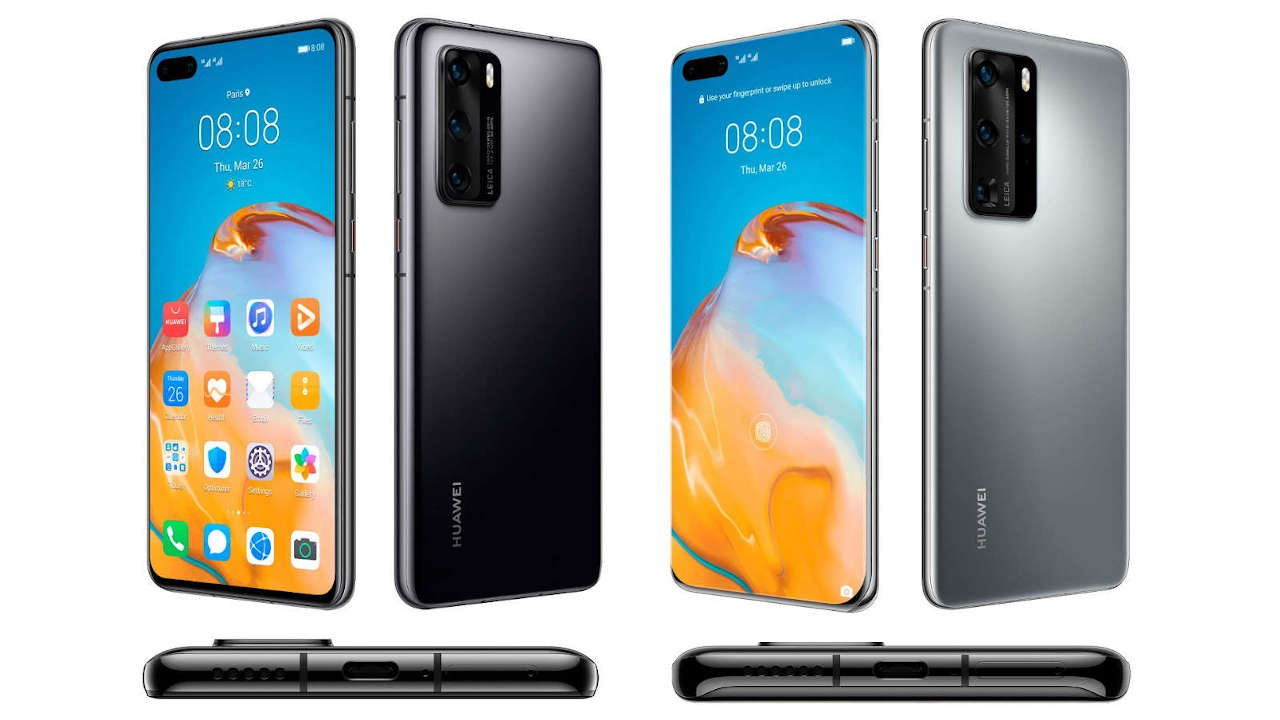 Huawei P40 Pro Datenblatt