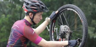 kit de reparação de bicicletas nextool