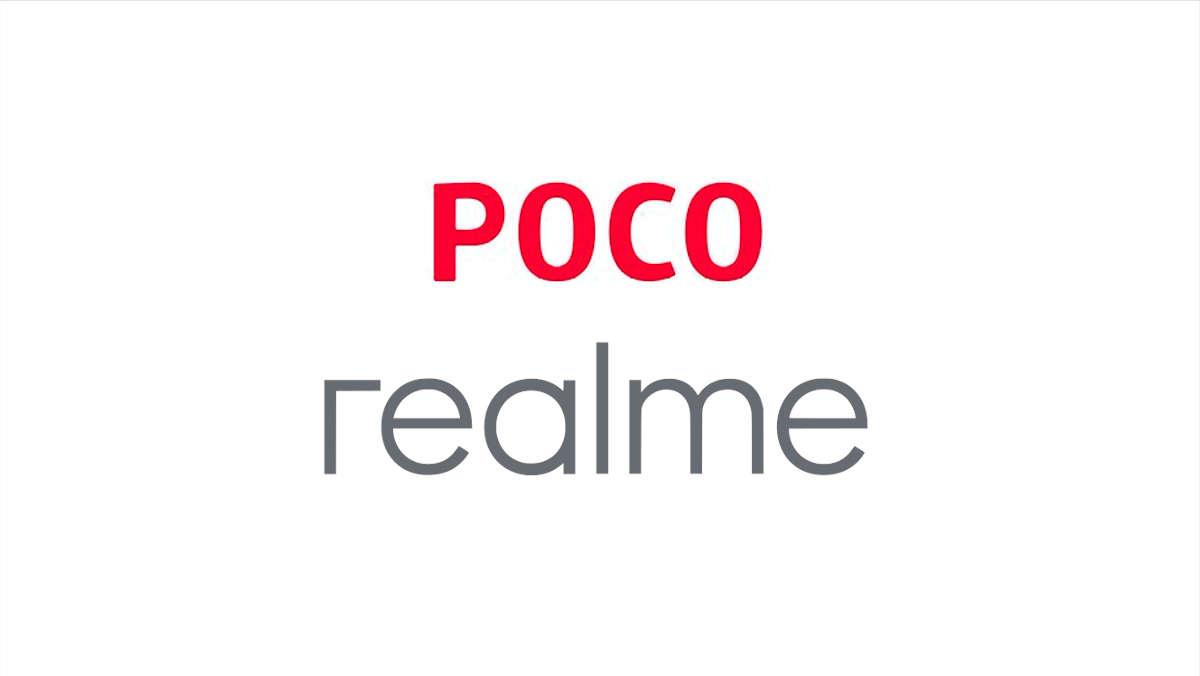 POCO stále vyzýva Realme, ale komunita protestuje