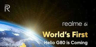 realme 6i mediatek helio g80