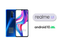 realme x2 pro android 10
