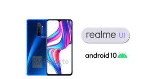 Realme X2 Pro Android 10