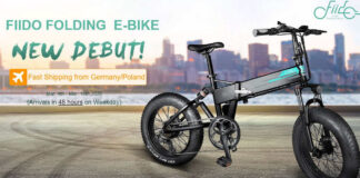 bici elettriche fiido