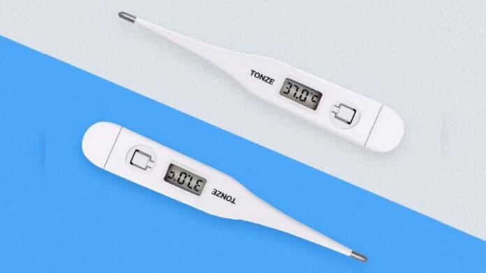 termometro digitale di Xiaomi YouPin