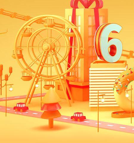 Compleanno di GearBest – Pagina principale