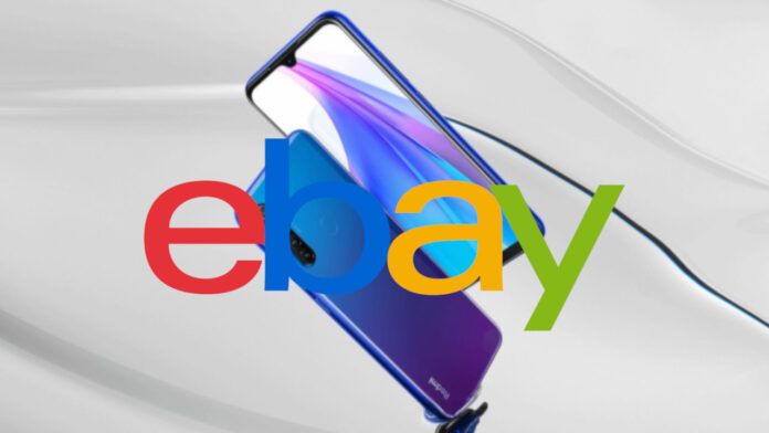 ebay redmi notes 8