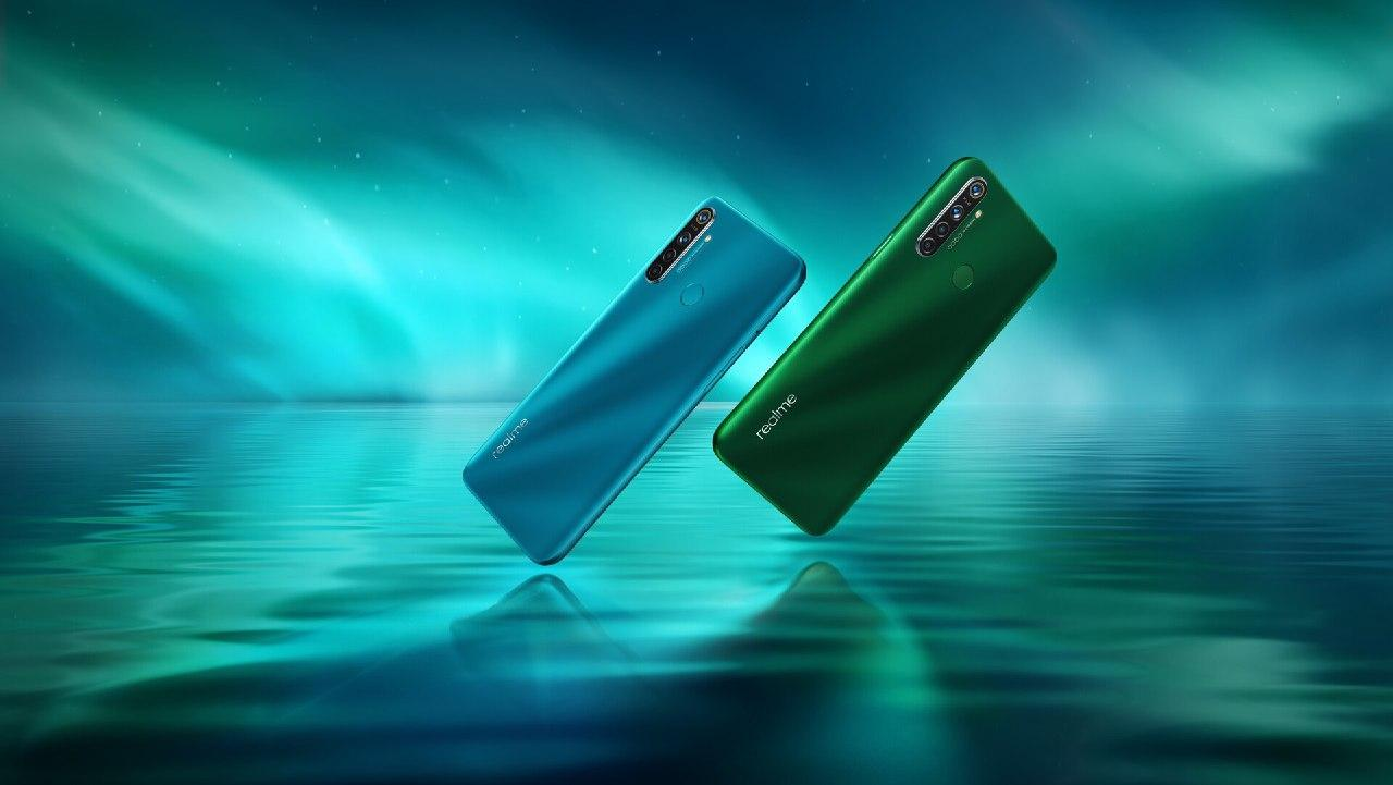 Realme 5i 4/64 GB (Green) - eBay