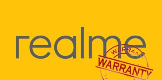 gwarancja Realme