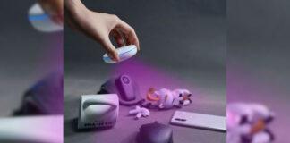 Xiaomi YouPin esterilizador UV - Banggood
