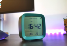smart alarm clock xiaomi review