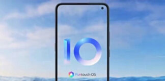 Funtouch OS 10 vivo Android 10