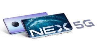 vivo nex 3s 5g