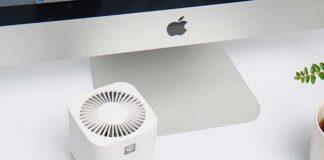 xiaomi لتنقية الهواء المصغرة