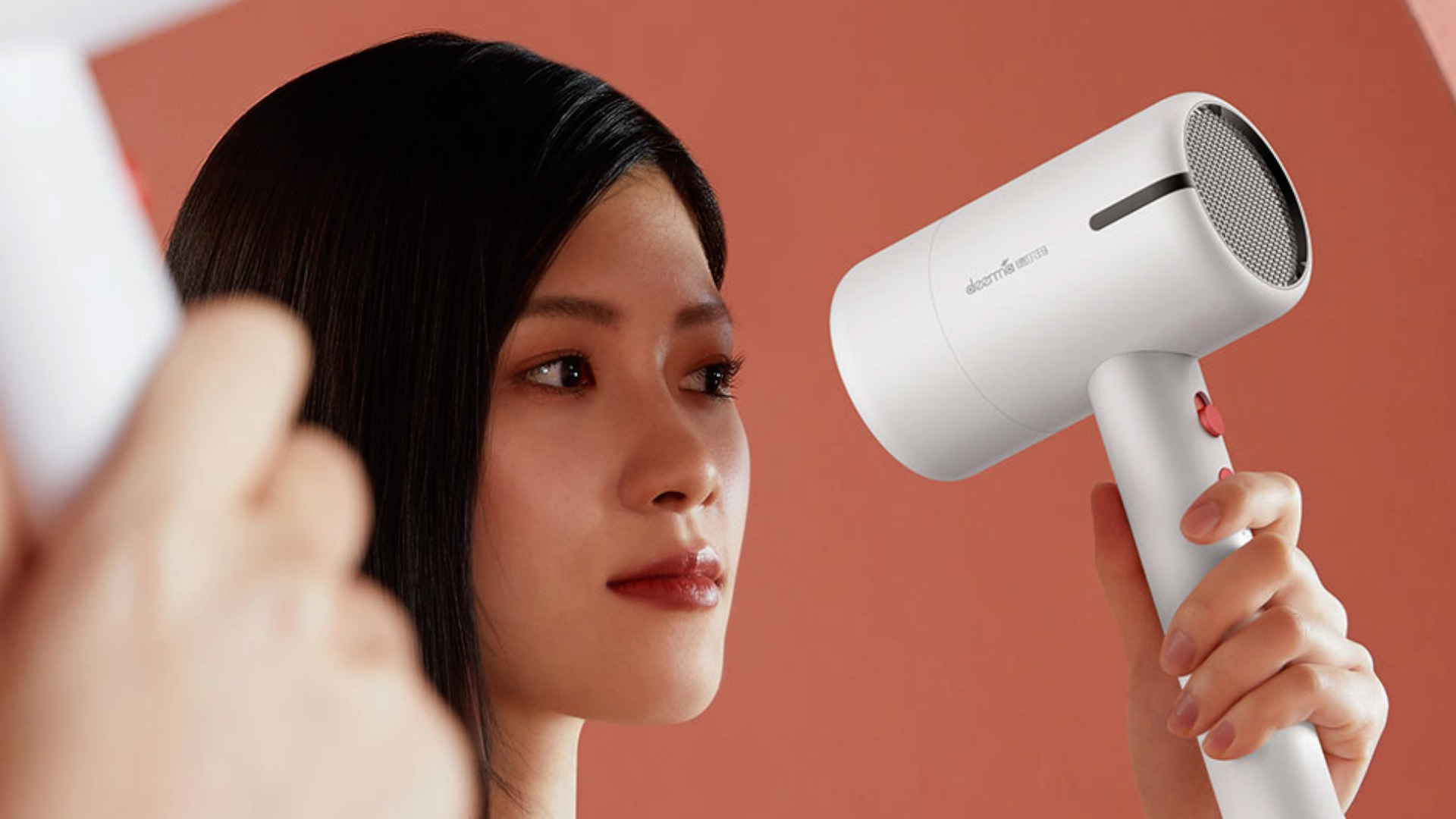 xiaomi deerma multifunctional hair dryer