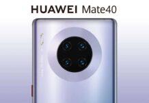 Huawei kolega 40
