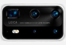 Aparat Huawei p40 pro
