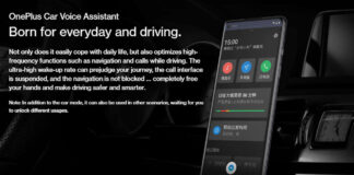 oneplus car voice assistant