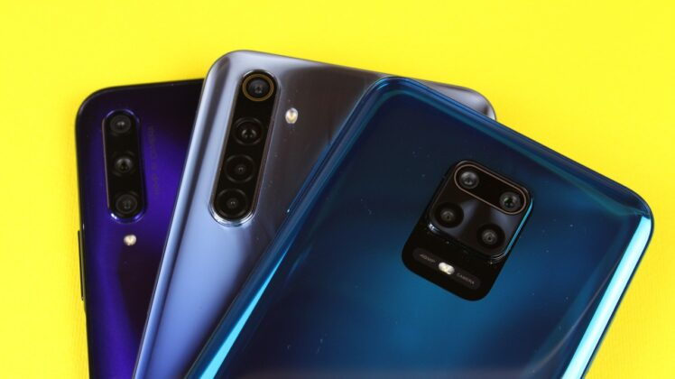 Redmi Note 9S vs Realme 6 vs Honor 9X Pro