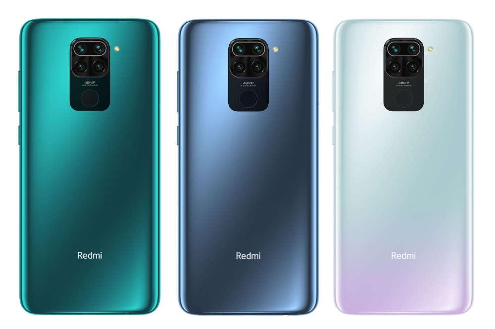 Redmi Note 9 3/64 GB – Banggood