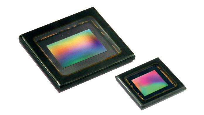 sensor da câmera