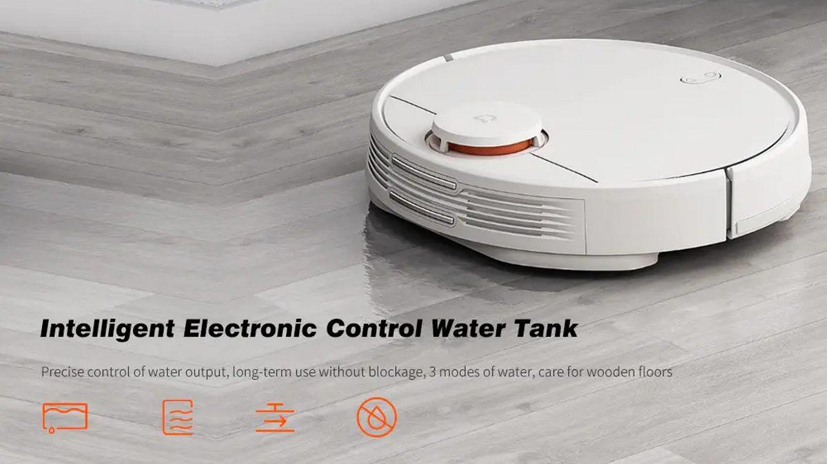 Xiaomi Mi Robot Vacuum Mop P 2019