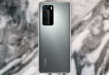 huawei p40 pro cover pellicole