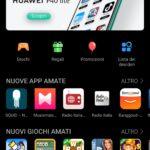 Huawei P40 Pro imagem de tela emui