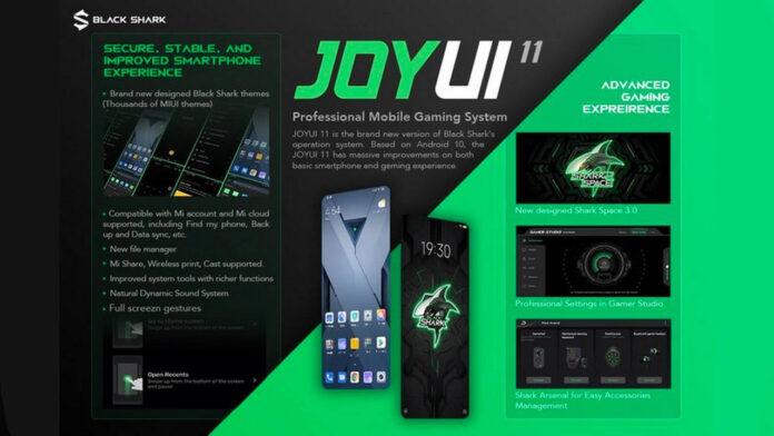 black shark joyui 11