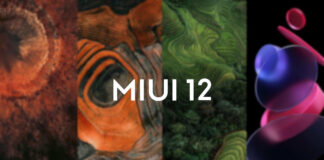 miui 12 fonds d'écran officiels