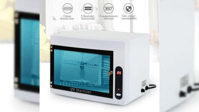 esterilizador profissional para ozônio / UV