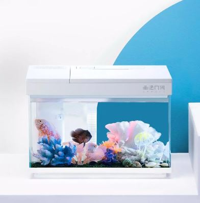 Inteligentne akwarium Xiaomi Geometry 30L - Banggood