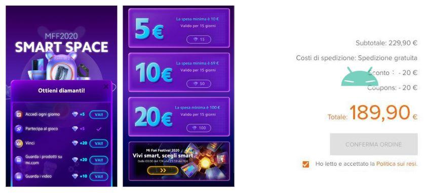 xiaomi mi9t offerta coupon