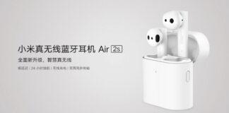 Xiaomi Mi Air 2S official