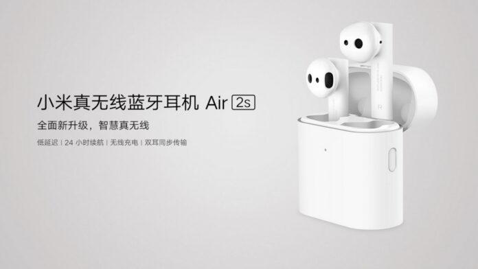 Xiaomi Mi Air 2S ufficiali