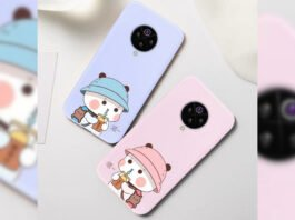 Xiaomi Mi CC10 Cover
