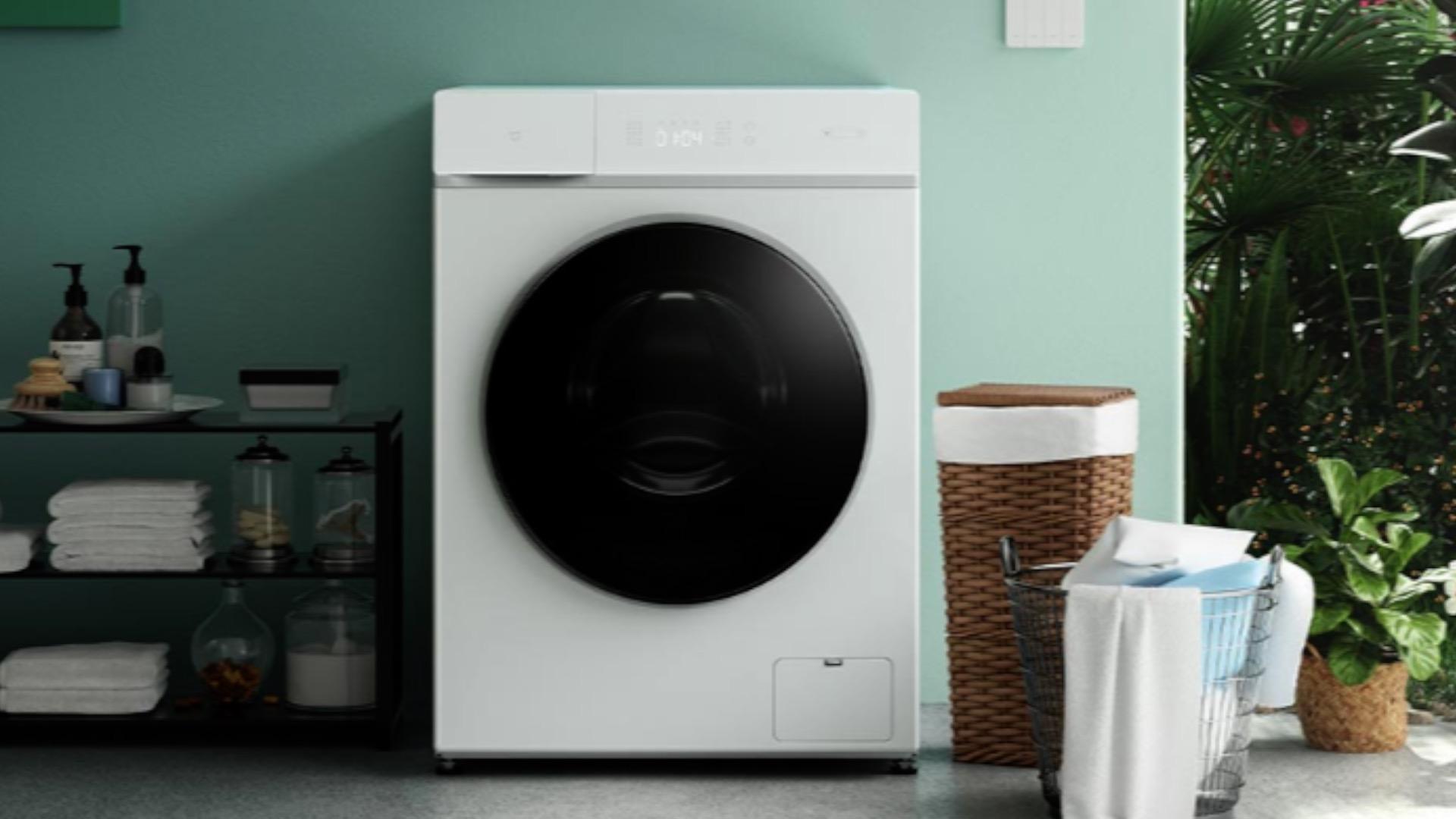 Machine À Laver Et Sèche Linge Intégré xiaomi mijia internet washing machine & dryer 1c: nouvelle