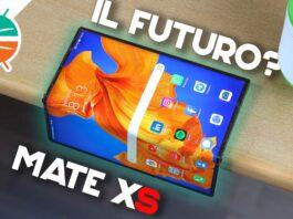Huawei Mate Xs 5G
