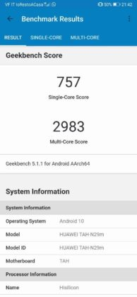 benchmark Mate Xs 5G