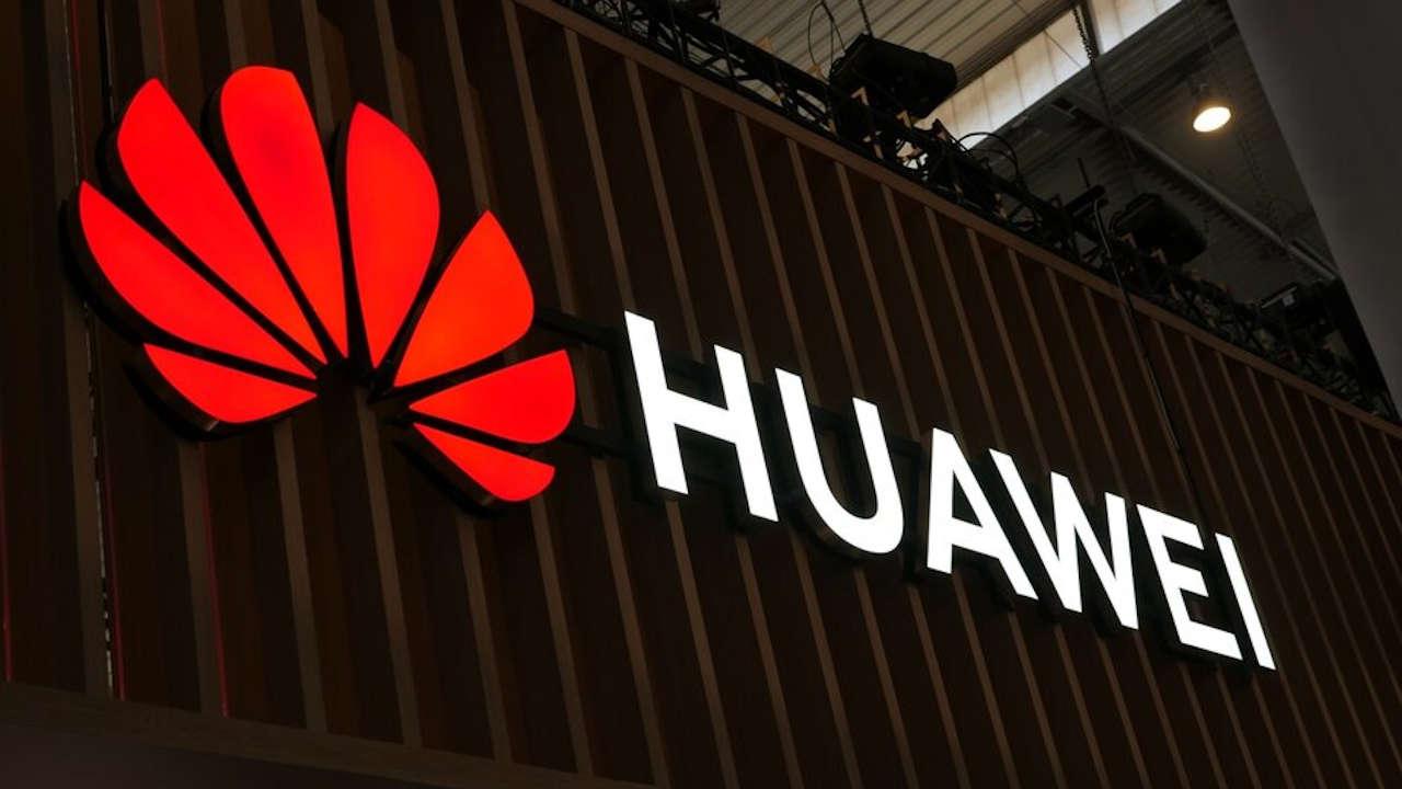 logotipo da huawei
