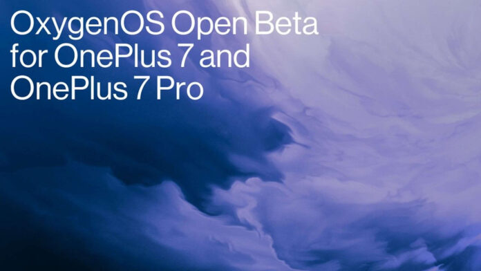 oneplus 7 pro open beta