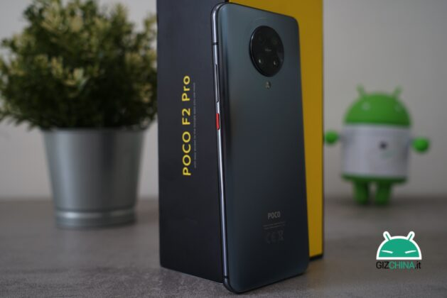 recensione Poco F2 Pro