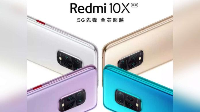 redmi 10x 5g