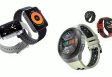 zegarek Xiaomi zegarek Huawei