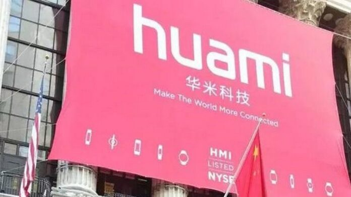 huami first quarter 2020 growth