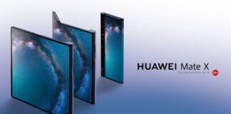 huawei mate x aggiornamento patch sicurezza maggio cina
