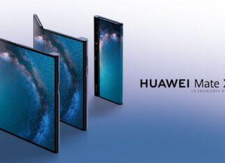 huawei mate x beveiligingspatch update mei china