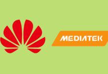 huawei mediatek collaborazione chipset