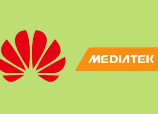 chipset de collaboration Huawei mediatek