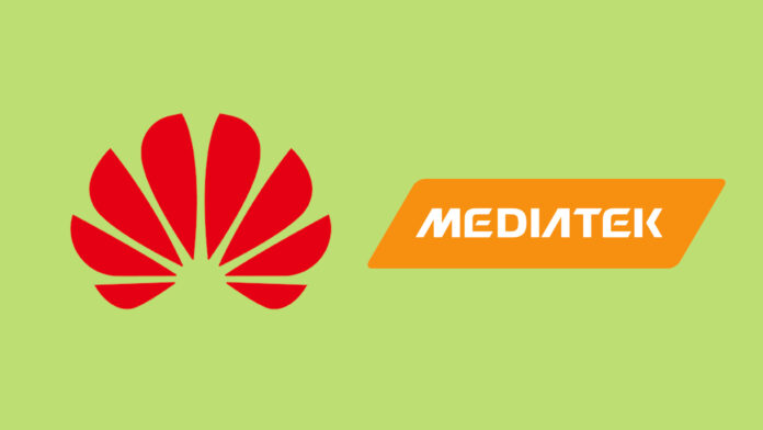 chipset współpracy Huawei Mediatek
