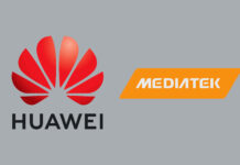 huawei mediatek ordini chipset